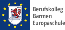 Berufskolleg Barmen Europaschule Logo