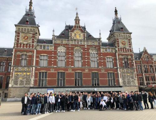 Tagesfahrt Amsterdam am 13.04.2018