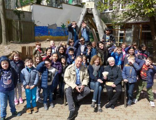 Das Berufskolleg Barmen-Europaschule unterstützt gemeinnützige Organisationen im Schulumfeld