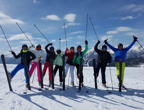 Wintersportlehrgang 2018