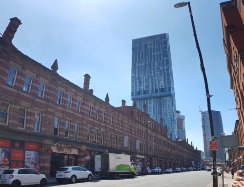 Manchester 2018: Maybe the last chance before Brexit