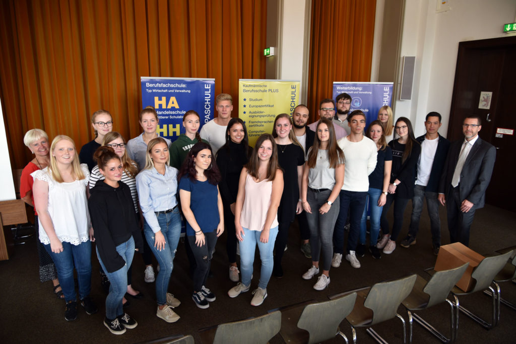 Herzlich willkommen! - Berufskolleg Barmen Europaschule