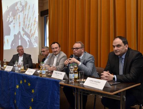 Die 23. Europaveranstaltung, am 3. Mai 2019, in unserer Aula