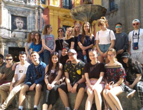 "Ein ""Klasse"" Fahrt nach Malaga"