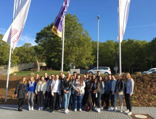 """Fachoberschule zu Besuch auf der Messe """"einstieg.com"""""""