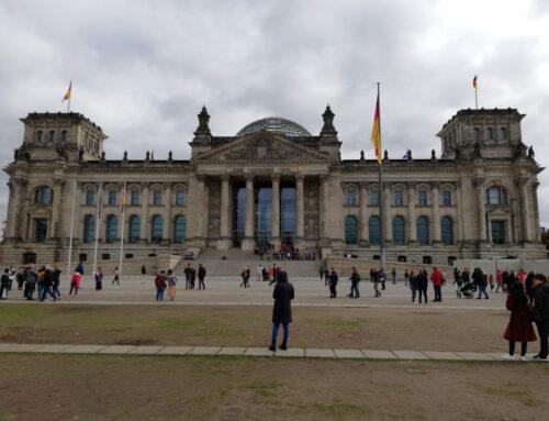 Klassenfahrt der GH617 nach Berlin
