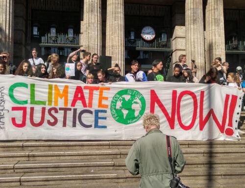 Klimastreiktag 20.09.2019 – Wir waren auch dabei!