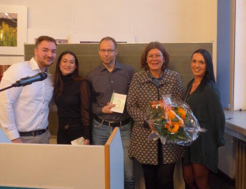 Absolventen des BK-Barmen-Europaschule für ihre Bestnoten geehrt