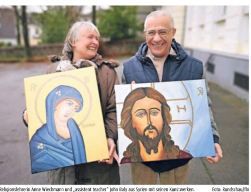 Eine neue Madonna für St. Josef